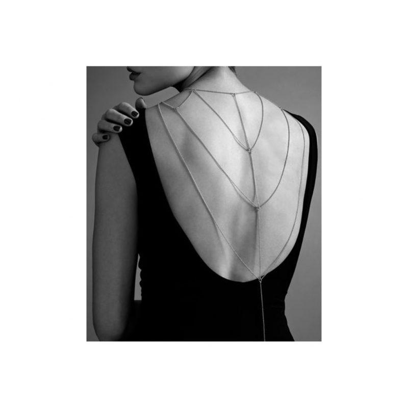 cadena sexy manifique espalda