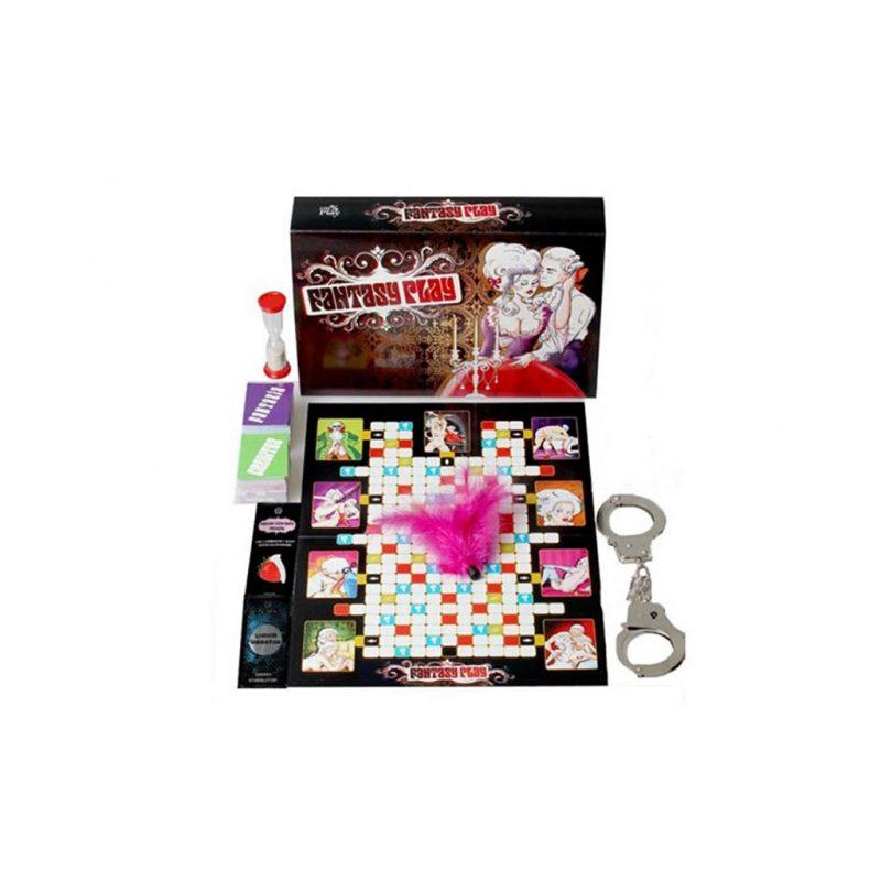 fantasy play juego de mesa para parejas 1