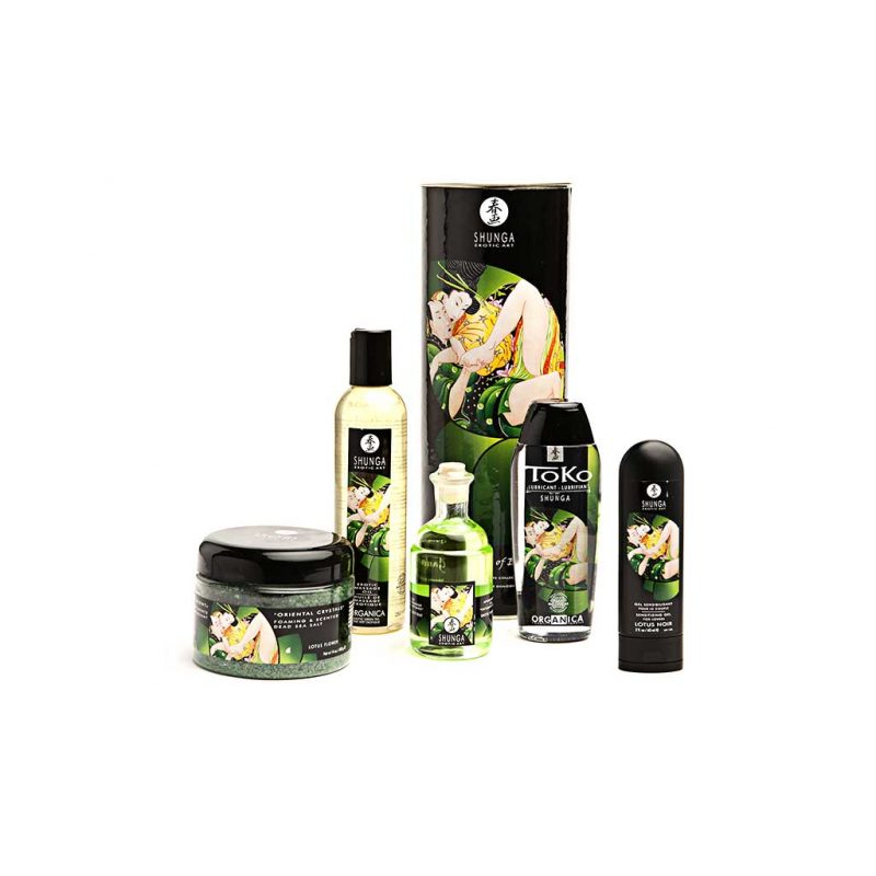 kit shunga organico jardin del eden 2