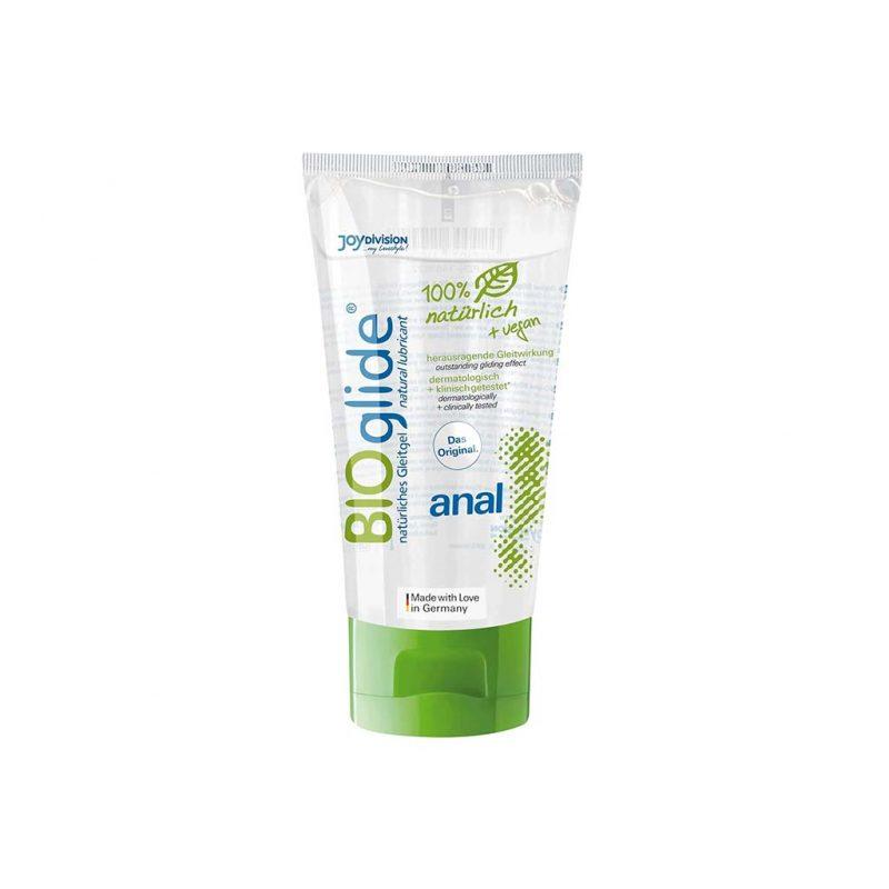 lubricante bioglide anal a base de agua vegano