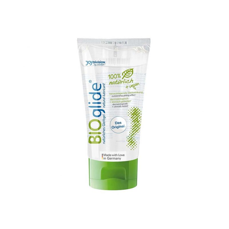 lubricante bioglide natural a base de agua 40 ml vegano