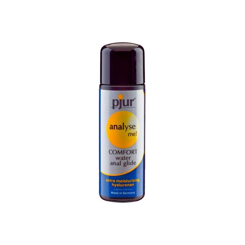 analyseme lubricante anal pjur 30 ml