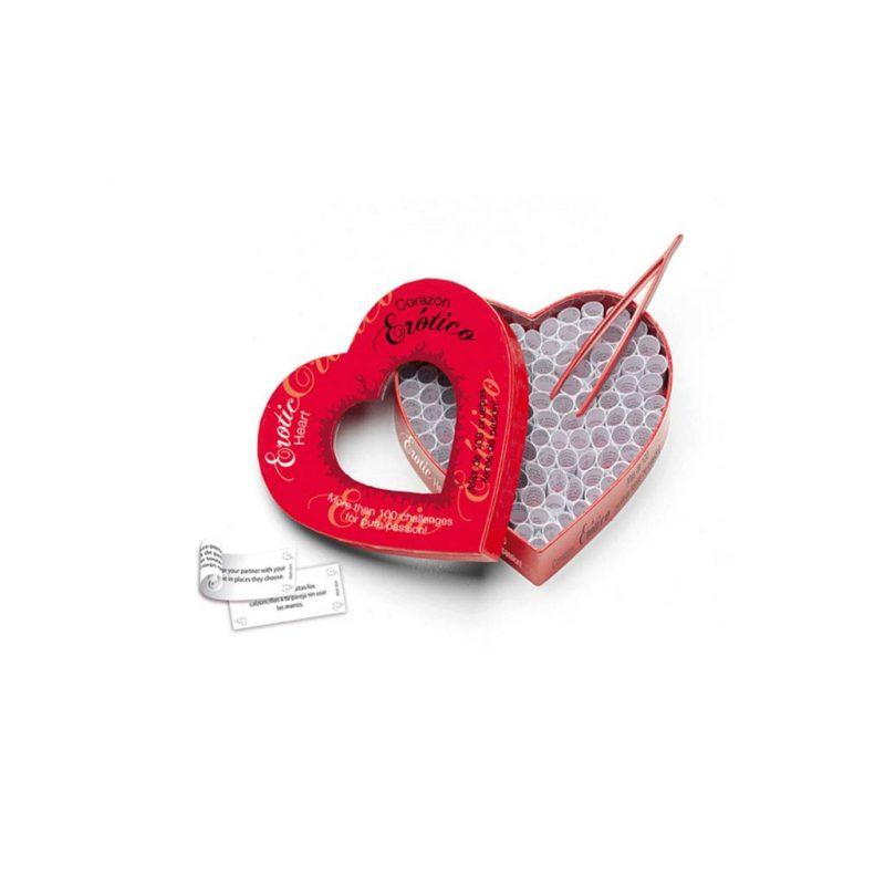 juego corazon amor erotico