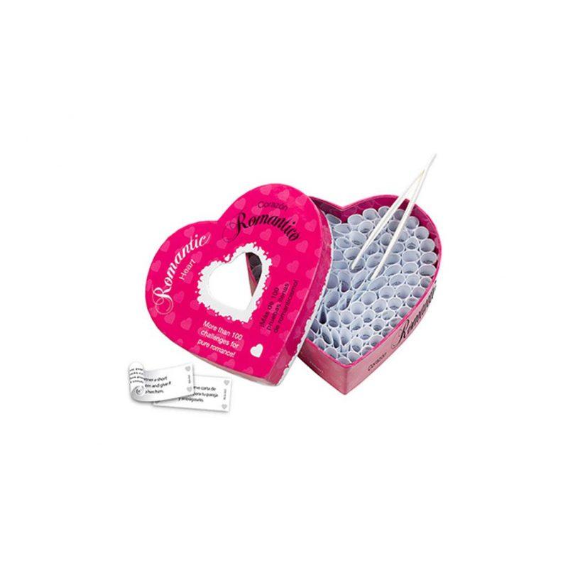 juego corazon amor romantico