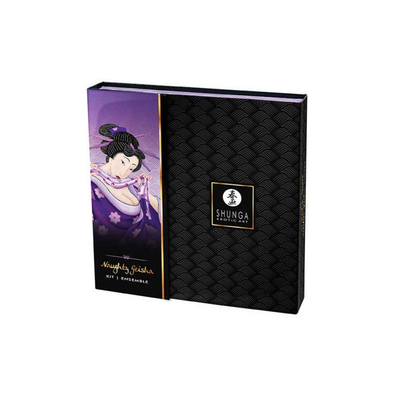 kit shunga geisha picara lubricante y cosmetica 2