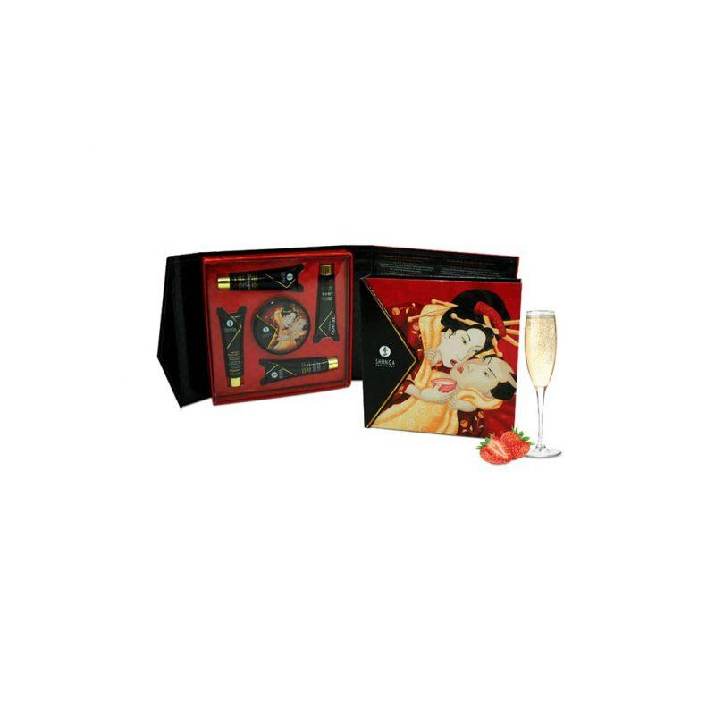 kit shunga secretos de geisha 2