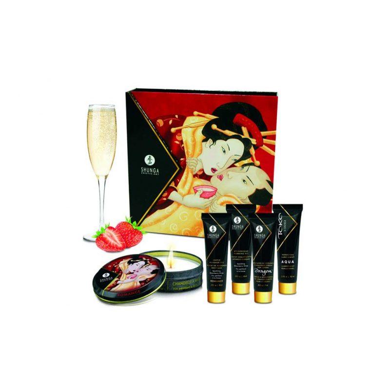 kit shunga secretos de geisha 3