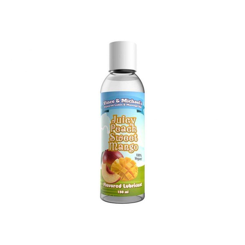 lubricante vince and michael melocoton y mango