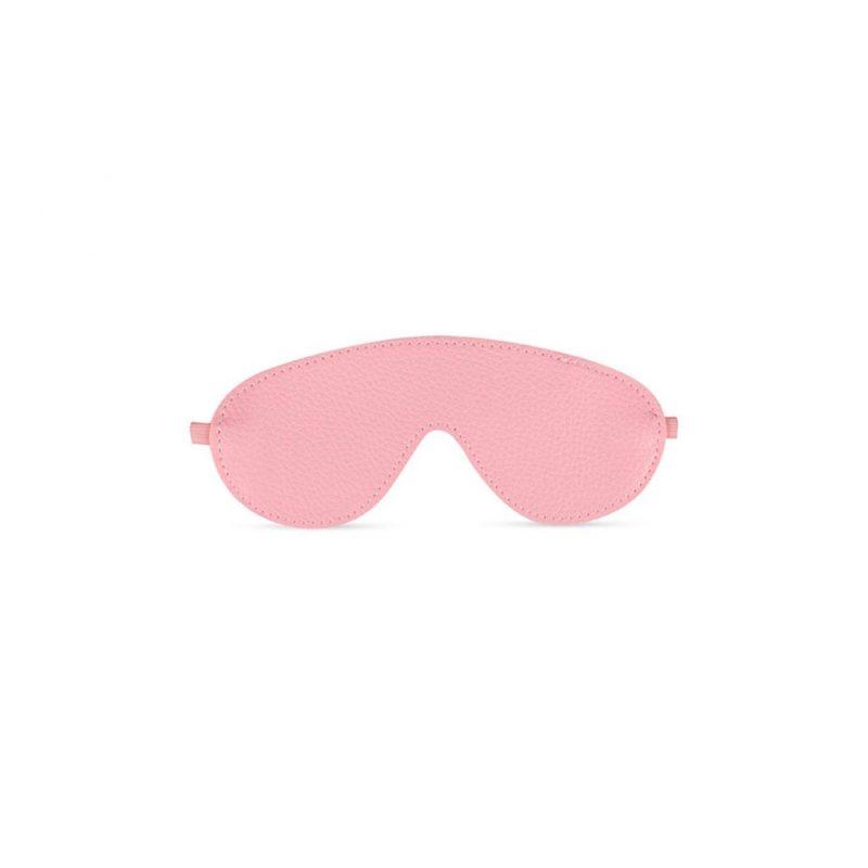 kit secret pink pleasure set de bondage rosa antifaz