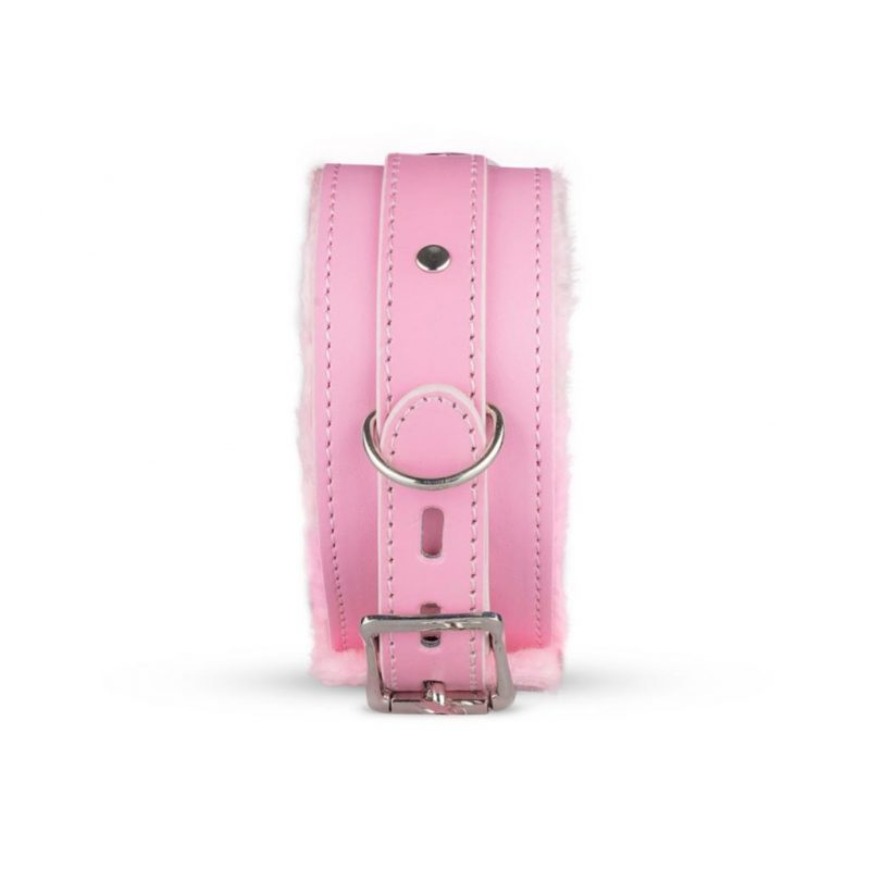 kit secret pink pleasure set de bondage rosa collar