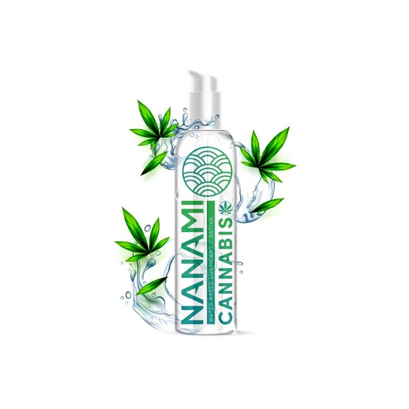 lubricante cannabis nanami