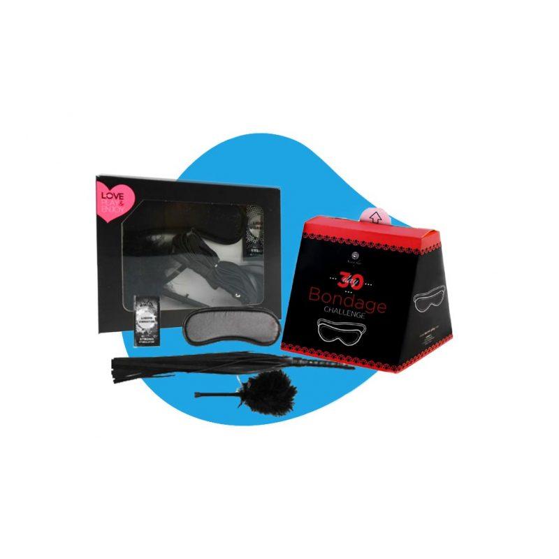 regalo san valentin kit de bdsm mas juego de bdsm para parejas reto 30 dias 1