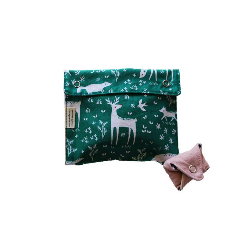 bolsa transporte para compresas animales